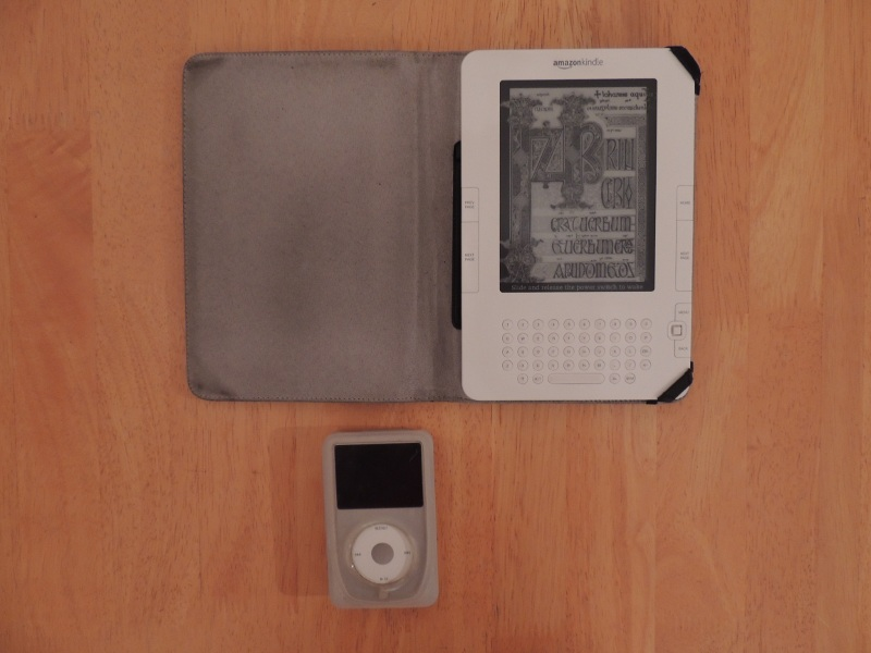 Kindle iPod