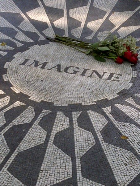 Strawberry Fields New York City