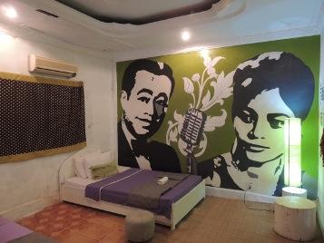 Hotel 1961  Sinn Sisamouth Ros Sereysothea room