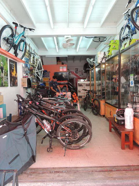 VeloThailand Bike Rental Shop Bangkok