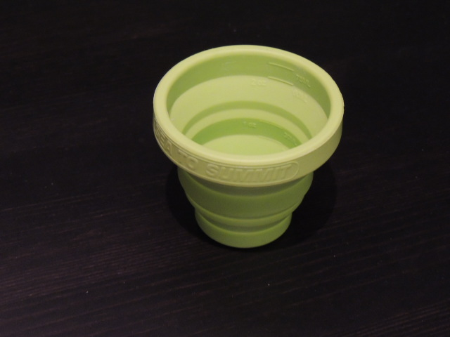 X-Shot collapsible cup