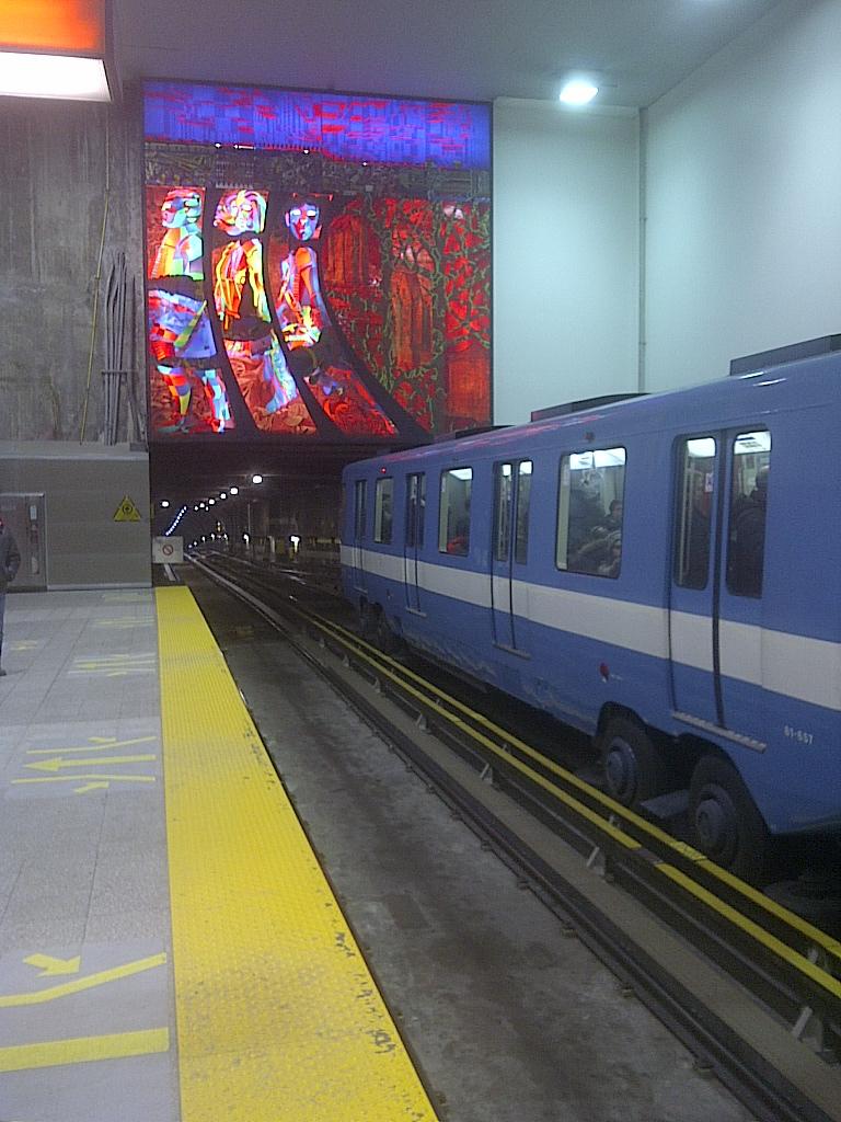 metro Montreal Quebec