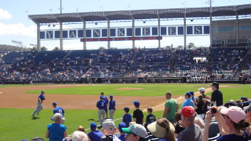 Steinbrenner Field Yankees Florida