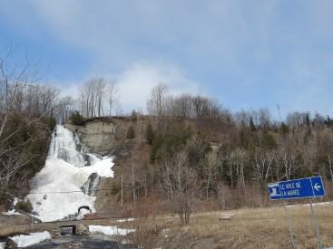 Montmorency Falls Bridal Veil Falls