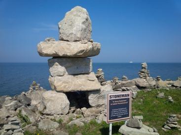 Pelee Island Stoneman