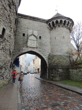 TallinnEstoniaOldCityGate