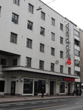 TurkuOmenaHotelOutside