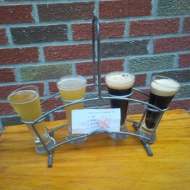 ClevelandMarketBeerFlight
